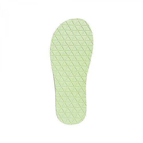 adidas Eezay Flip Flop, Zapatos de Playa y Piscina Para Niños Multicolor (Cartra / Aerver / Cartra 000)