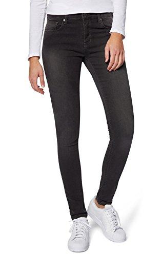 Jeans Wotega Skinny medium Donna Denim Grey Viola Grigio 4002 PqUxdwqg