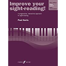 Improve Your Sight-reading! Piano, Level 4: A Progressive, Interactive Approach to Sight-reading