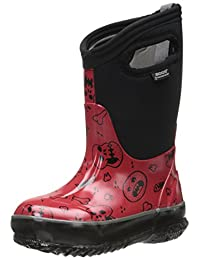 Bogs Classic Bones Waterproof Winter & Rain Boot (Infant/Toddler/Little Kid/Big Kid)