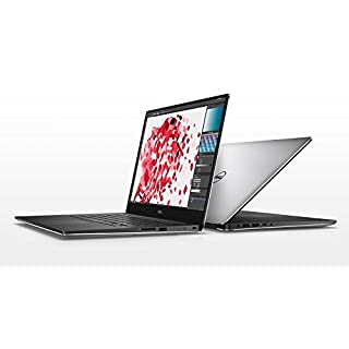 DELL PRECISION M5520 Workstation Laptop 4K 3840X2160 UHD TOUCHSCREEN I7-7820HQ 32GB RAM 1TB SSD QUADRO M1200 4GB WIN 10 Professional (Renewed)
