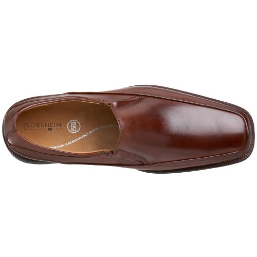 Florsheim Mens Corvell Moc Toe Slip On Brown