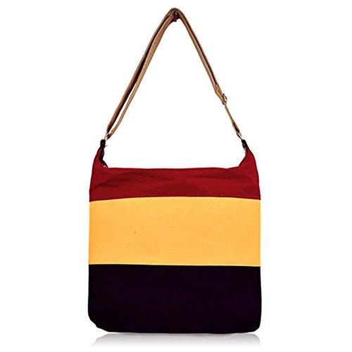 Bag Women's Bag ZIIPOR Shopping Canvas Handbag Shoulder Bag Hobo t6qBRxg1