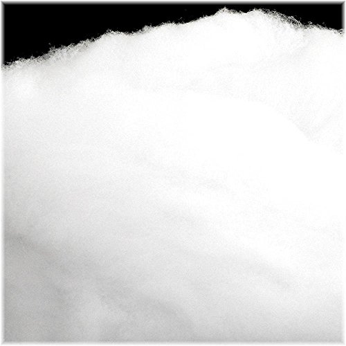 Soft Snow 1'' X 15'' Soft White Snow Blanket (2 Pack) by Softsnow