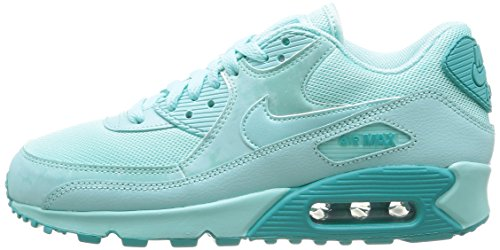 Trainers Size5 Nike co Max 90 Womens Print 5Amazon Turquoise Air rdCBeox