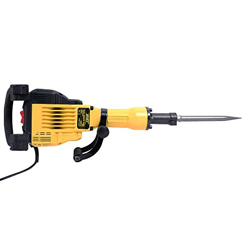Eminentshop 3600 Watt Electric Demolition Concrete Jack Hammer Breaker with Case by Eminentshop