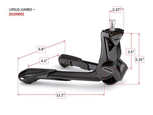 Ursus Jumbo Double Leg Kickstand by URSUS Wheels (Image #6)