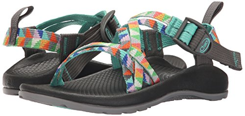 d4a5e2483d4 Chaco ZX1 Ecotread Kids Sport Sandal (Toddler Little Kid Big - Import ...