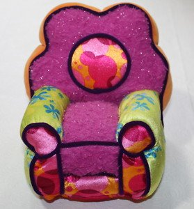 Groovy chick chair