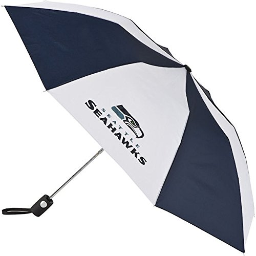 Seattle Seahawks Auto Folding Umbrella