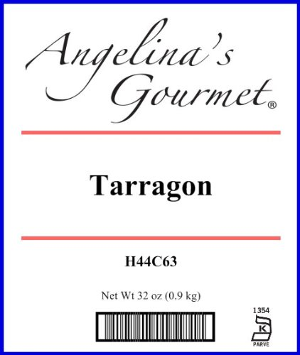 TARRAGON, IMPORTED,(DRIED) 2 lbs.
