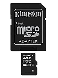 Kingston Digital 32 Gb Microsdhc Flash Memory Card Sdc432gb