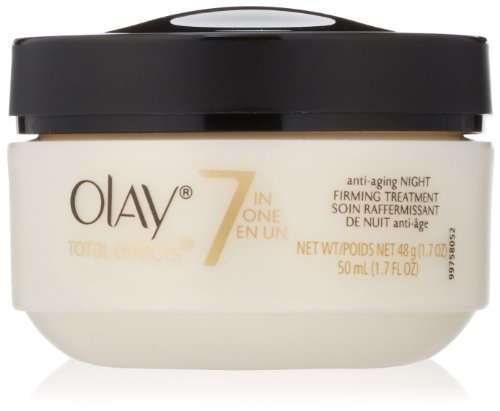 Olay Total Effects Anti-Aging Night Firming Treatment, 1,7 эт. Унция