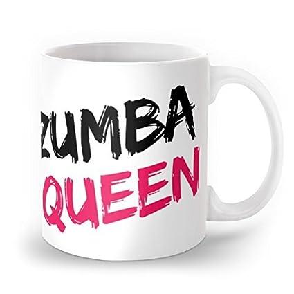 Zumba Christmas Images.Zumba Queen Coffee Mug Novelty Funny Mug Ceramic Cup 11 Oz Christmas Gifts Mug
