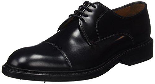 Homme L6723 P Lottusse Chaussures Jocker à Negro Noir Lacets xIwqdTAqf