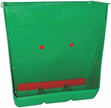 Ferkelfutterautomat60 Liter Kunststoff Ferkelfütterung 3 Fressplätze Ferkel NEU