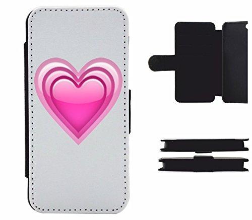 """Cuir Téléphone Case Samsung Galaxy S5 mini """"Anwachsendes Heart"""", probablement la plus belle protection du smartphone de tous les temps."""
