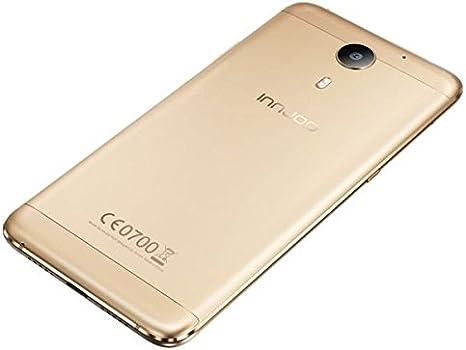 Telefono móvil Innjoo Pro 2 6+64gb Libre Oro: Amazon.es: Electrónica