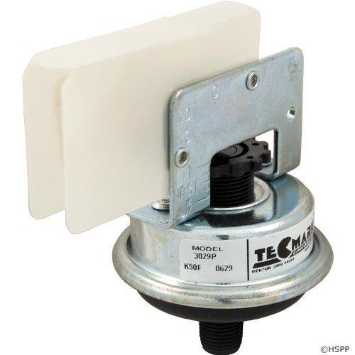 Tecmark Spa 3000 Series Pressure Switch 25A SPNO 1/8 Thrd Plastic 3029P by Tecmark