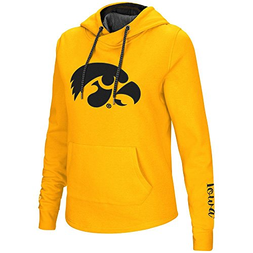 Iowa Hawkeyes Ncaa Hoody - 2