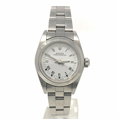 Rolex Oyster Perpetual swiss-automatic womens Watch 76080 (Certified Pre-owned) by Rolex