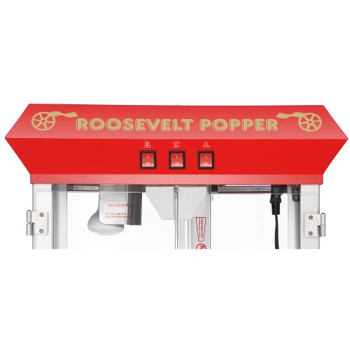 Great Northern Popcorn 6010 Roosevelt Top Antique Style Popcorn Popper Machine, 8-Ounce by Great Northern Popcorn Company (Image #7)