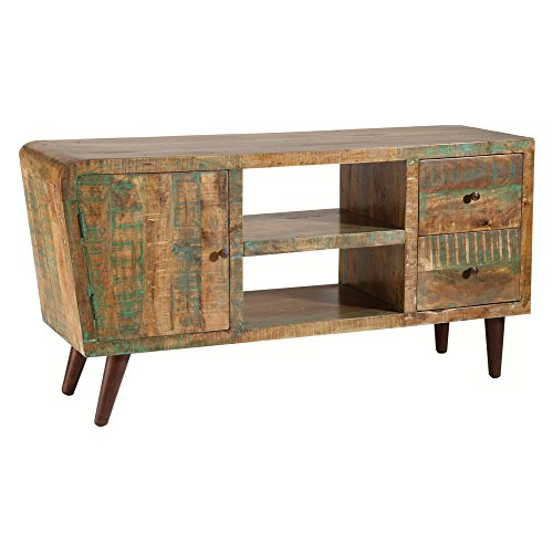 Stein World Furniture Industrial Evolution Orbit Accent Cabinet