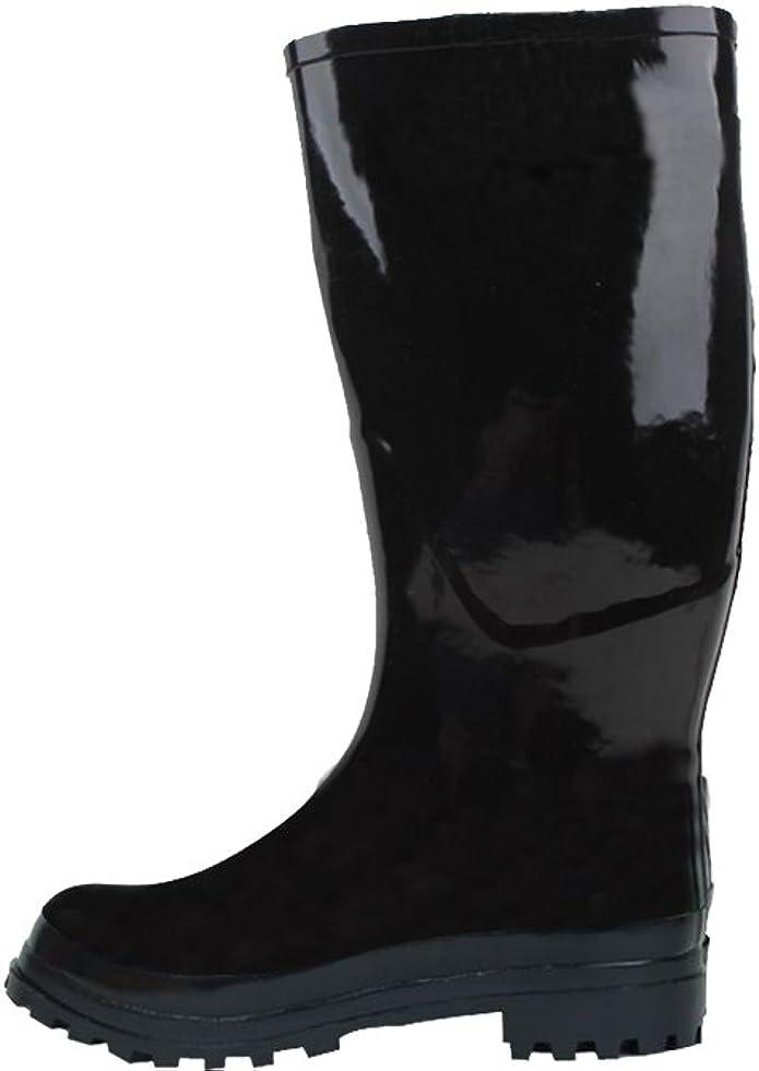 Mens Rubber Rain Boots