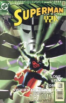 Superman Y2K #1 (Tomorrow Dies Today!) ebook