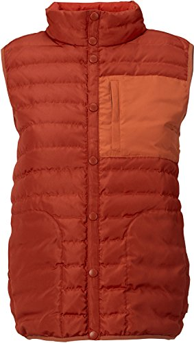 (Burton Women's Aliz Down Vest Insulator, Bitters, Medium)