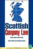 Scottish Company Law, Nicholas Bourne and Brian Pillans, 1859415350