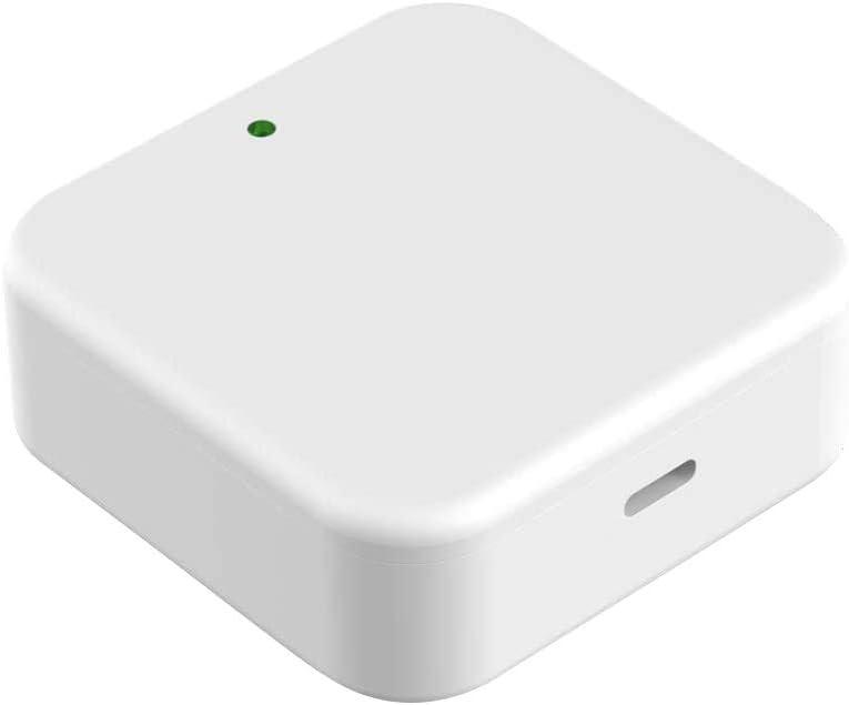 Smart Hub, WiFi Smart Gateway para InteTrend Smart Bluetooth Lock para alcanzar el control remoto, compatible con TTLock App Locks, compatible con Alexa