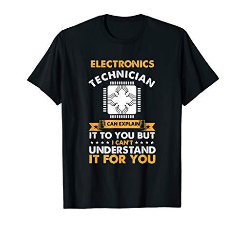 Electronic Computer Technician Circuit Board Motherboard T-Shirt