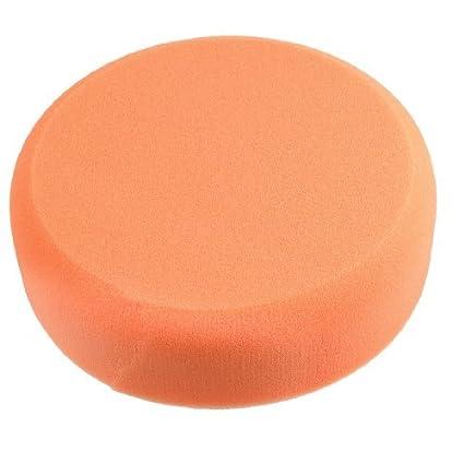 eDealMax Herramienta de la esponja Suave de la bola de la rueda pulidora 6 Diámetro coche