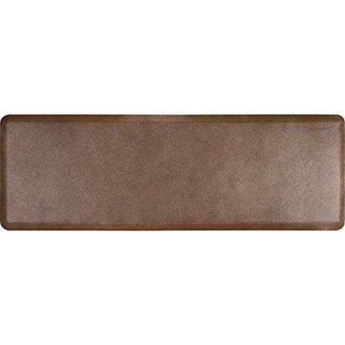 WellnessMats Granite Kitchen Mat Copper