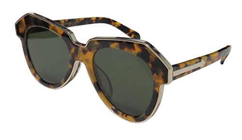 Karen Walker One Astronaut Brown Tinted Lens - Walker Frames Karen