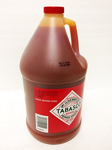 Tabasco Brand Pepper Sauce 1 Gallon