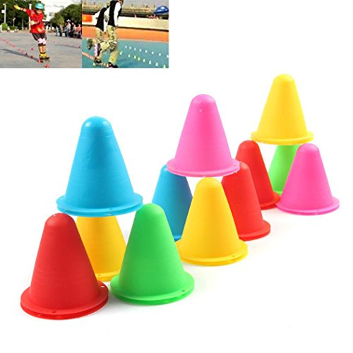 Outdoor Flexible Cone Set (Red) ()