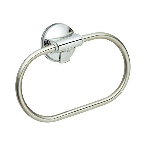 Flat stainless steel towel ring (lever type sucker) BB-168 (japan - Towel Bb Ring