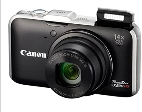 Canon PowerShot SX230 HS - Cámara Digital Compacta: Amazon.es ...