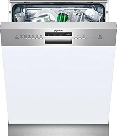Lavavajillas Neff integrado, A+, 290 kWh/año, 3300 l/año, tipo de ...