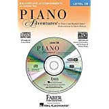 Piano Adventures - Level 2B Lessons Book CD by Nancy Faber (2006-05-03)