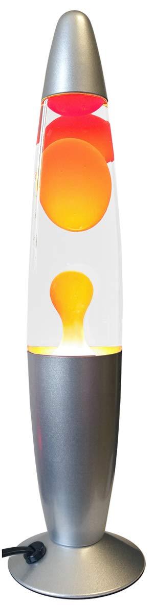 L/ámpara Lava Naranja