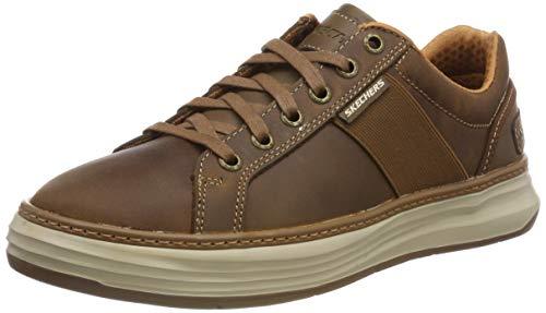 Uomo Sneaker Cdb Winsor Marrone Skechers Moreno dark Brown Fqxtw7n