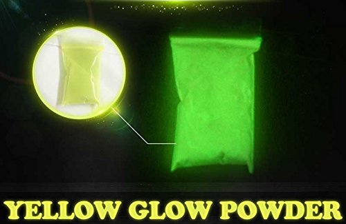 Yellow Triple Glow Powder by Glonation