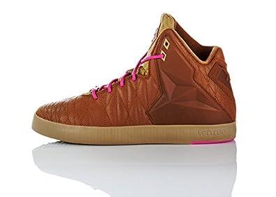 Men's Nike Lebron XI NSW Lifestyle Basketball Shoes. Size 7.  HAZELNUT-HAZELNUT-