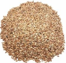 GROWN ORGANIC GOLDEN FLAX SEED LINAZA FLAXSEED BULK Omega-3 NO chemicals 25 lb