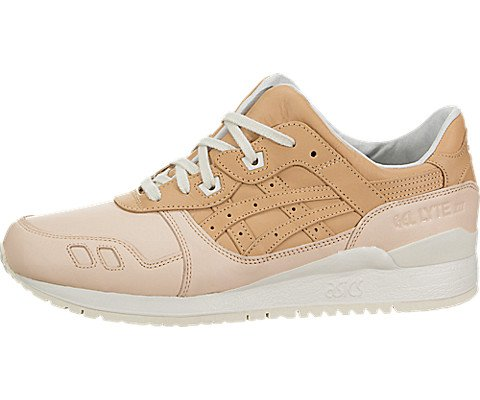 ASICS Gel Lyte III Mens (Vegi Tan Series) in Tan/Tan, 11