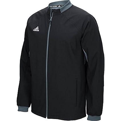 7226398e3520 Amazon.com  adidas Mens Climawarm Fielder s Choice Jacket  Sports ...