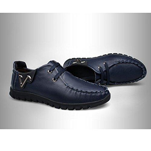 Azul Hombre Zapatos Hombre Feidaeu Azul Feidaeu Hombre Azul Zapatos Feidaeu Zapatos Feidaeu qwv7II